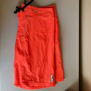 Men's Hurley swim trunks